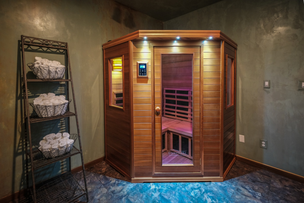 Clearlight Infrared Sauna Novita Spa On The Square